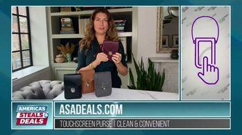 America's Steals & Deals TV Spot, 'Touchscreen Purse' Featuring Genevieve Gorder - Thumbnail 1