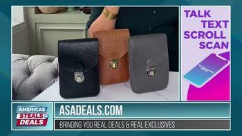 America's Steals & Deals TV Spot, 'Touchscreen Purse' Featuring Genevieve Gorder - Thumbnail 4