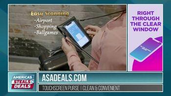 America's Steals & Deals TV Spot, 'Touchscreen Purse' Featuring Genevieve Gorder - Thumbnail 5