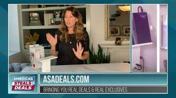 America's Steals & Deals TV Spot, 'Socket Shelf' Featuring Genevieve Gorder - Thumbnail 10