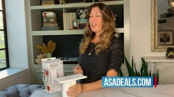 America's Steals & Deals TV Spot, 'Socket Shelf' Featuring Genevieve Gorder - Thumbnail 2