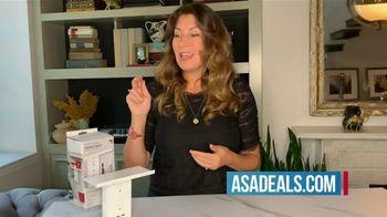 America's Steals & Deals TV Spot, 'Socket Shelf' Featuring Genevieve Gorder - Thumbnail 6