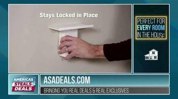 America's Steals & Deals TV Spot, 'Socket Shelf' Featuring Genevieve Gorder - Thumbnail 7