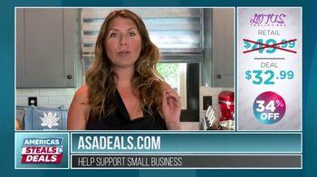 America's Steals & Deals TV Spot, 'Lotus Trolley Bag' Featuring Genevieve Gorder