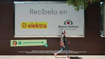 Banco Azteca TV Spot, 'Esta Navidad gana regalos en efectivo al enviar dinero' [Spanish] - Thumbnail 3