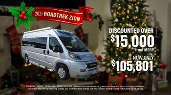 La Mesa RV TV Spot, '2021 Roadtrek Zion: $15,000'
