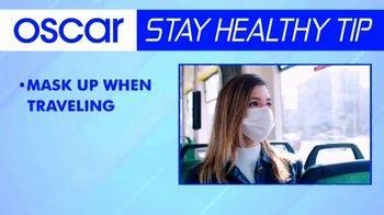 Oscar Health TV Spot, 'Traveling: Masks' - Thumbnail 4