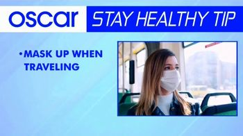 Oscar Health TV Spot, 'Traveling: Masks' - Thumbnail 6
