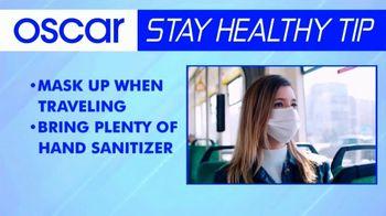 Oscar Health TV Spot, 'Traveling: Masks' - Thumbnail 7
