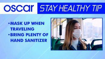 Oscar Health TV Spot, 'Traveling: Masks' - Thumbnail 8