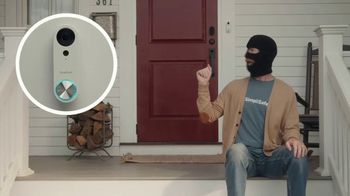 SimpliSafe TV Spot, 'At Home With Robbert: Protecting Is a Snap' - Thumbnail 4