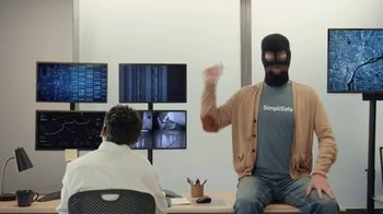 SimpliSafe TV Spot, 'At Home With Robbert: Protecting Is a Snap' - Thumbnail 6