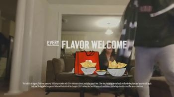 DoorDash TV Spot, 'Food Is Life: $0 Delivery Fee' - Thumbnail 10
