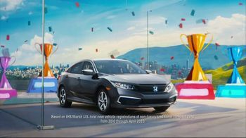 2020 Honda Civic TV Spot, 'The Whole Package' [T2]