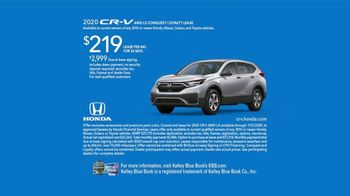 2020 Honda CR-V TV Spot, 'From the City to the Suburb' Song by Sia, Diplo, Labrinth [T2] - Thumbnail 6
