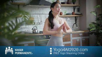 Kaiser Permanente TV Spot, 'Yoga is More Than Exercise'