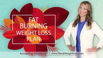 Medi-Weightloss TV Spot, 'Watch Your Weight Fall: Fat Burning Weight Loss Plan for the Holidays'