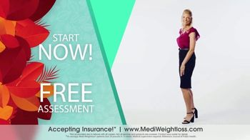 Medi-Weightloss TV Spot, 'Watch Your Weight Fall: Fat Burning Weight Loss Plan for the Holidays' - Thumbnail 3