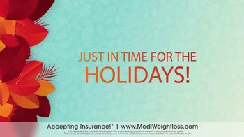 Medi-Weightloss TV Spot, 'Watch Your Weight Fall: Fat Burning Weight Loss Plan for the Holidays' - Thumbnail 5