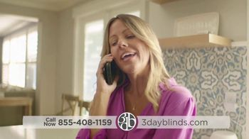 3 Day Blinds TV Spot, 'Make Cords a Thing Of The Past' - Thumbnail 3