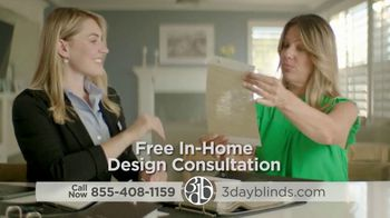 3 Day Blinds TV Spot, 'Make Cords a Thing Of The Past' - Thumbnail 4