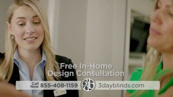 3 Day Blinds TV Spot, 'Make Cords a Thing Of The Past' - Thumbnail 5