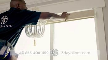 3 Day Blinds TV Spot, 'Make Cords a Thing Of The Past' - Thumbnail 7