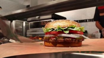 Burger King Whopper TV Spot, 'Real Whopper: $1 Delivery Fee' - Thumbnail 7