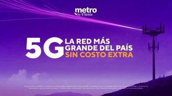 Metro by T-Mobile TV Spot, 'Conquista tu día: 5G datos sin límites' [Spanish] - Thumbnail 5