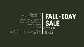Men's Wearhouse Fall-iday Sale TV Spot, 'Jump Start the Holidays'