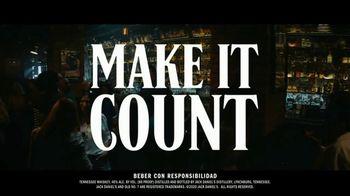 Jack Daniel's TV Spot, 'First Timers' canción de Make the Girl Dance [Spanish] - Thumbnail 8
