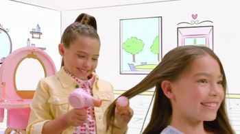 Disney Princess Style Collection Light Up & Style Vanity TV Spot, 'We'll Make a Stylist Out of You'