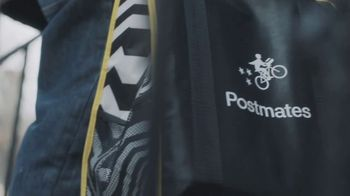 Postmates TV Spot, 'Sign up in Seconds: $100 Delivery Credit' - Thumbnail 4
