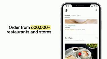 Postmates TV Spot, 'Sign up in Seconds: $100 Delivery Credit' - Thumbnail 7