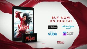 Mulan Home Entertainment TV Spot - Thumbnail 8