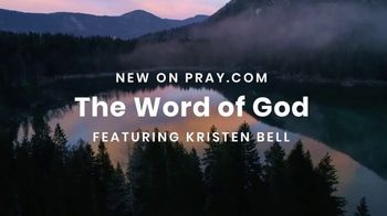 Pray, Inc. TV Spot, 'The Word of God' - 78 commercial airings