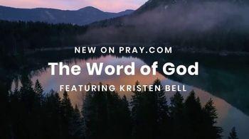 Pray, Inc. TV Spot, 'The Word of God'