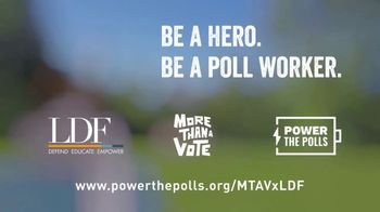 Power the Polls TV Spot, 'The Next Hero Is You' Featuring Issa Rae - Thumbnail 10