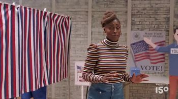 Power the Polls TV Spot, 'The Next Hero Is You' Featuring Issa Rae - Thumbnail 5