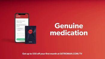 Roman TV Spot, 'Treatment Anywhere: $50 Off' - Thumbnail 3