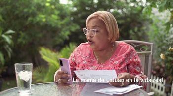T-Mobile TV Spot, 'Sorpresa' con LeJuan James [Spanish] - Thumbnail 3