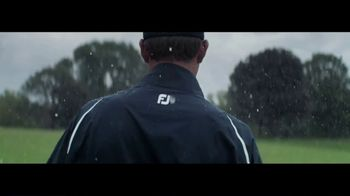 FootJoy TV Spot, 'Standing Up to the Elements' - Thumbnail 5