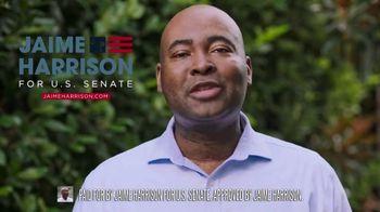 Jaime Harrison for U.S. Senate TV Spot, 'Gridlock and Fighting' - Thumbnail 9