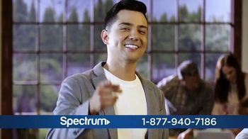 Spectrum Mi Plan Latino TV Spot, 'Lo mejor de dos mundos' con Luis Coronel [Spanish] - 82 commercial airings