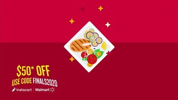 Instacart TV Spot, '2020 Finals: Get $50 Off Groceries Before the Game Ends' - Thumbnail 5