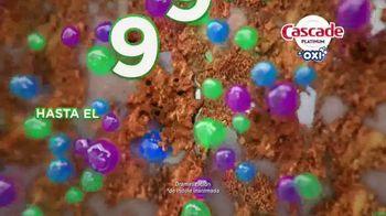 Cascade Platinum + Oxi TV Spot, 'Platos limpios' [Spanish] - Thumbnail 7