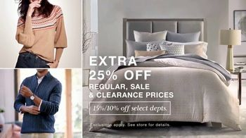 Macy's TV Spot, 'Designer Brands and Holiday Finds' - Thumbnail 2