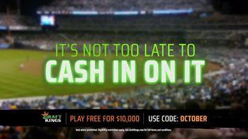 DraftKings TV Spot, 'MLB Postseason' - Thumbnail 3