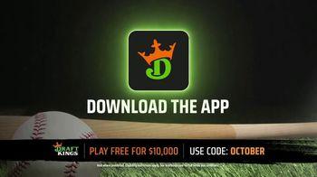 DraftKings TV Spot, 'MLB Postseason' - Thumbnail 4