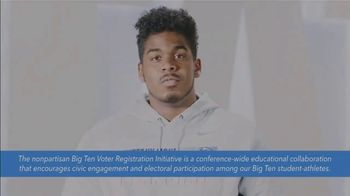 Election Protection TV Spot, 'Big Ten Conference: Your Political Voice' - Thumbnail 5